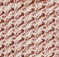 Twist Knitting Stitch