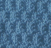 Easy Textured Stitch Knitting Pattern