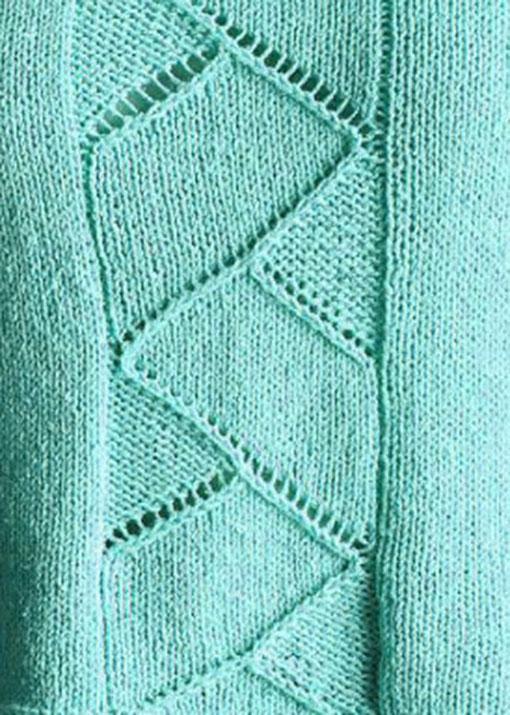 Ribbon Lace Knitting Stitch