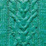 Amazing Cable Panel Knitting Stitch