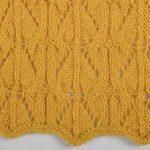 Lace Knitting Stitch Idea Chart