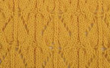 Lace Knitting Stitch Idea Chart