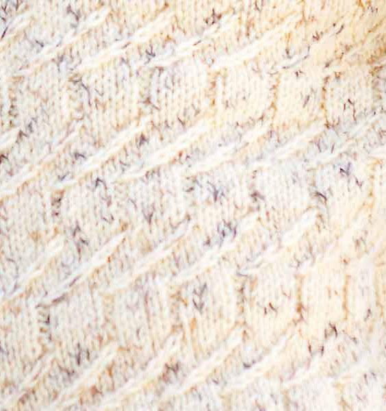 Textured Knit Stitch Pattern