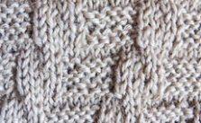 Steps Knit Purl Stitch