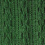 Knit Purl Vertical Stitch