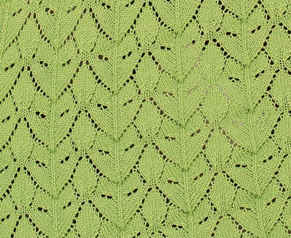 Lace Knitting Stitch