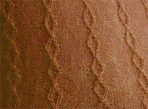 Small Diamonds Knitting Stitch