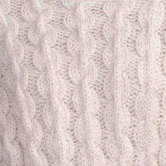 Bumpy Cable Knitting Stitch