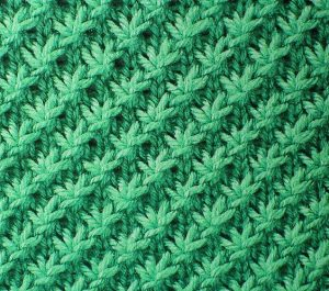 Star Stitch Free Knitting Pattern