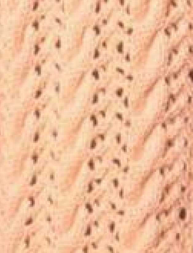 Cables and Lace Free Knitting Stitch