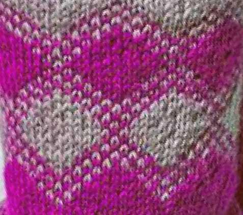 Tag Diamond Intarsia Knitting Stitches Knitting Kingdom