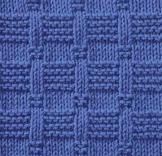 Tile Stitch Knitting Pattern