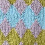Intarsia Argyle Knitting Stitch
