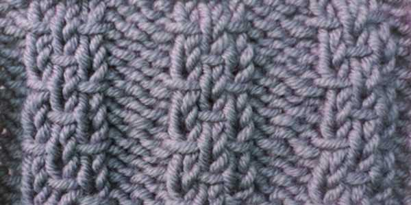 Free Alternate 3x3 Rib Knitting Stitch
