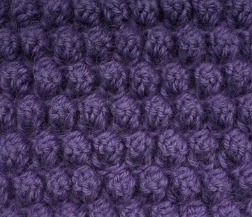 Free Gooseberry Knitting Stitch