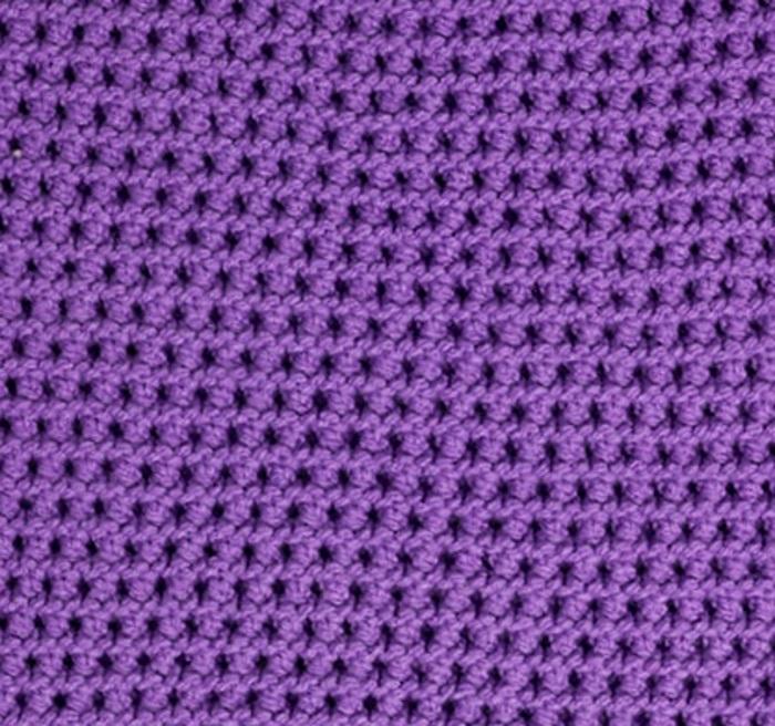Easy Lace Knitting Stitch