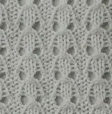 Tag Lace Arches Knitting Stitches Knitting Kingdom