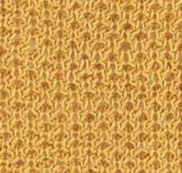 Free Knitting Stitch Honeycomb