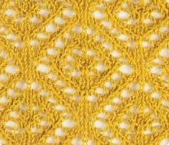 Late Bloom Lace Stitch